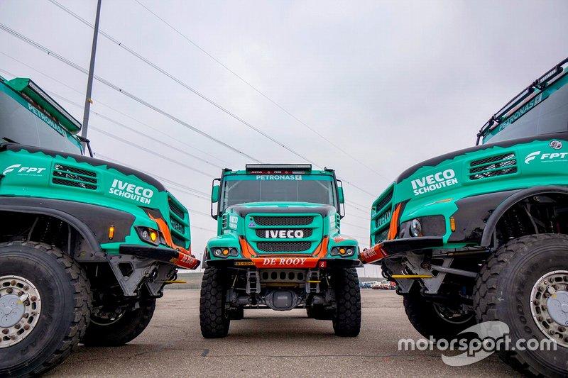 Dakar 2019: FPT