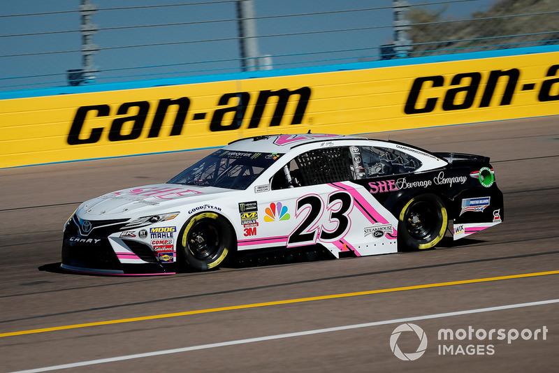 35. J.J. Yeley, BK Racing, Toyota Camry She Beverage Company