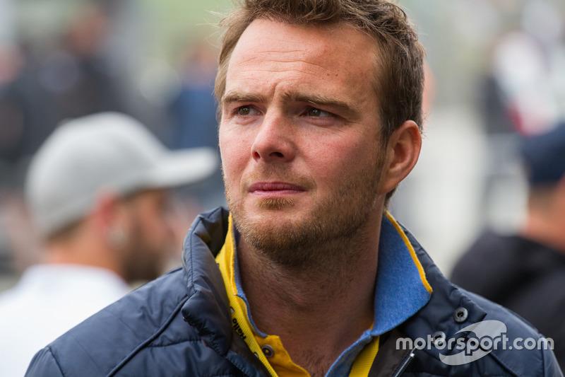 Бывшие пилоты Формулы 1: Гидо ван дер Гарде