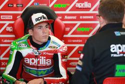 Aleix Espargaro, Aprilia Racing Team Gresini