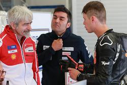Gigi Dall'Igna, Director General de Ducati Team, Tito Rabat, Avintia Racing