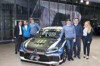 Петтер Сольберг, Юхан Крістофферсон, PSRX Volkswagen Sweden, VW Polo GTi