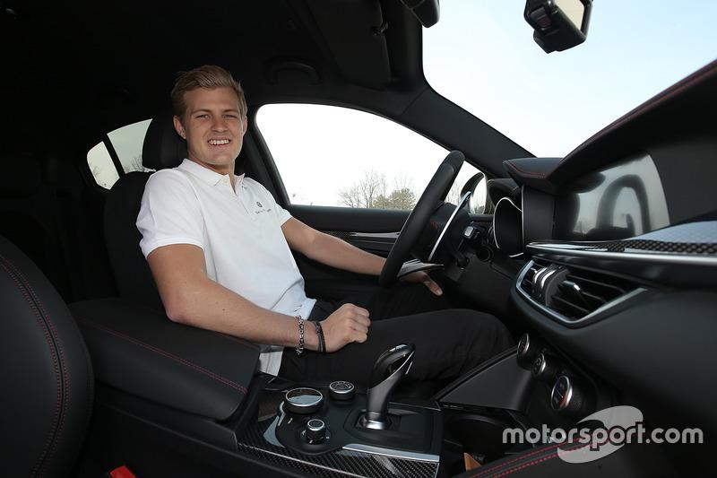 Маркус Эрикссон, Alfa Romeo F1
