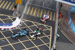 Oliver Turvey, NIO Formula E Team,Daniel Abt, Audi Sport ABT Schaeffler, Nick Heidfeld, Mahindra Racing