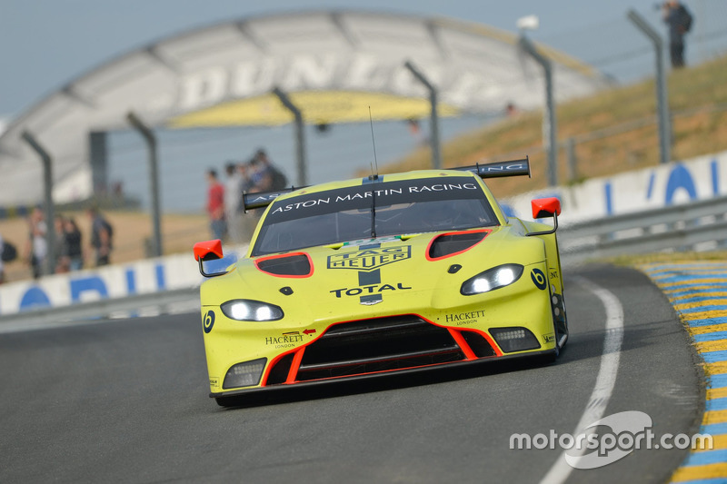 17. LMGTE-Pro: #95 Aston Martin Racing, Aston Martin Vantage AMR