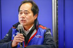 Технический директор Honda Тойохару Танабе