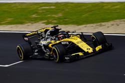 Карлос Сайнс-мл., Renault Sport F1 Team RS18
