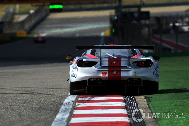 5. GTE-Am: #54 Spirit of Race, Ferrari 488 GTE