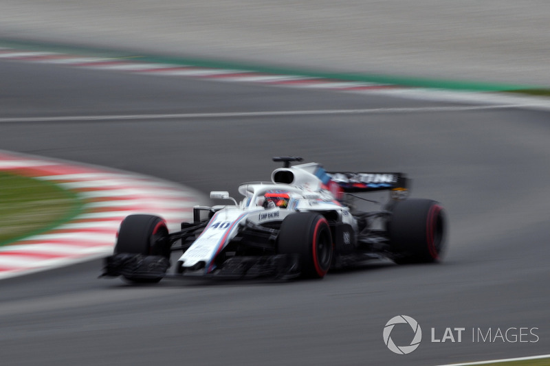 Роберт Кубица, Williams FW41