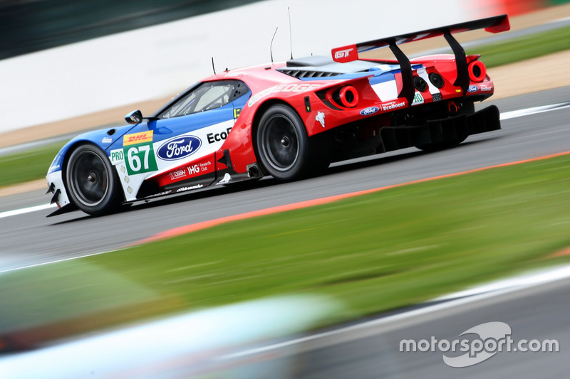 #67 Ford Chip Ganassi Racing ,Ford GT: Andy Priaulx, Harry Tincknell, Pipo Derani