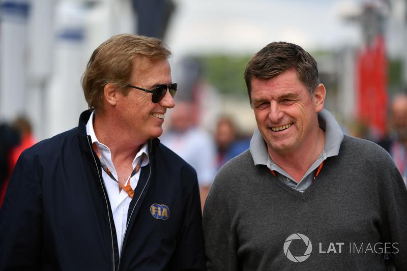 Danny Sullivan, FIA Steward