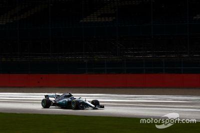 Mercedes AMG F1 W08 Hybrid launch