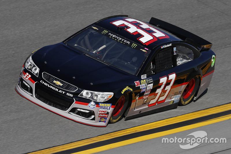 #33: Jeffrey Earnhardt, Circle Sport - The Motorsports Group, Chevrolet