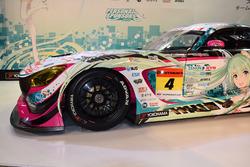 GOODSMILE RACING メルセデスAMG GT3