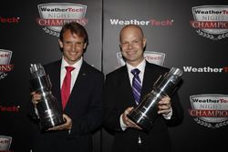 GTLM Champions Antonio Garcia, Jan Magnussen