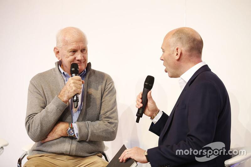 John Fitzpatrick y Toby Moody