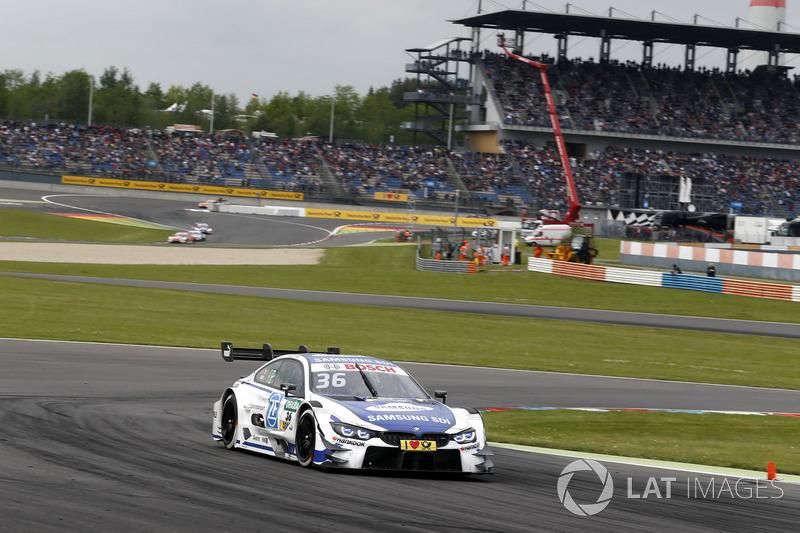 8. Maxime Martin, BMW Team RBM, BMW M4 DTM