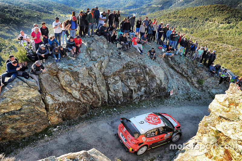 7. Stéphane Lefebvre, Gabin Moreau, Citroën C3 WRC, Citroën World Rally Team