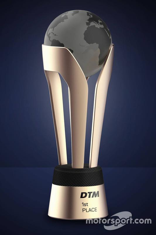 Presentazione trofeo DTM