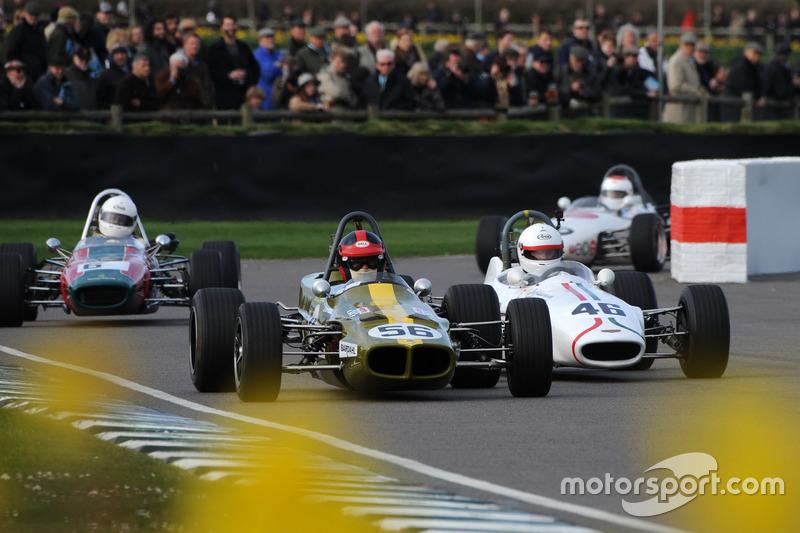 Derek Bell Cup, John Counsell, Lotus 59