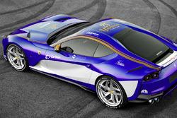 Ferrari 812 en livery de Sauber