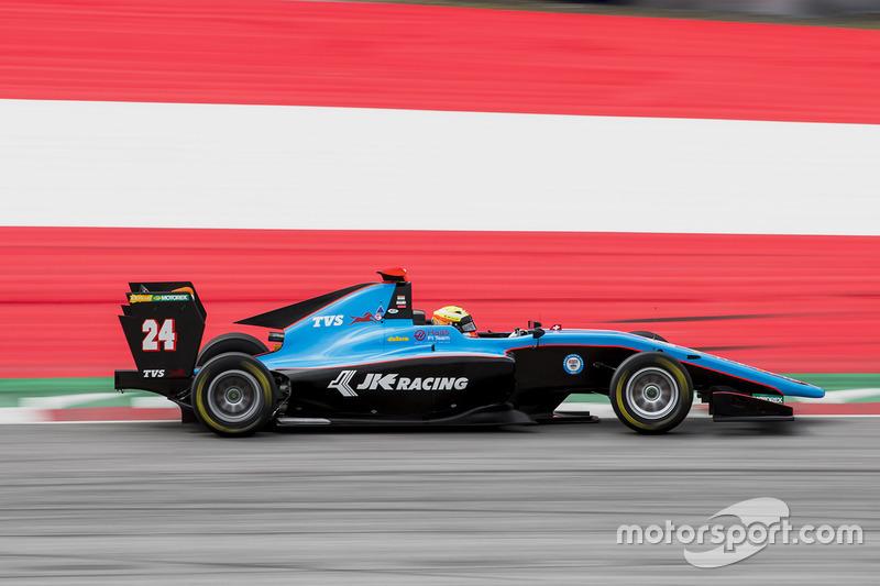 Арджун Майни, Jenzer Motorsport