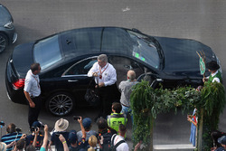 Ross Brawn, F1-Motorsportdirektor
