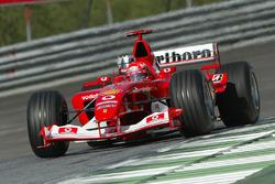 Michael Schumacher, Ferrari F2003-GA