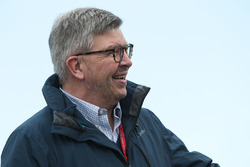Ross Brawn, manager sportif de la F1