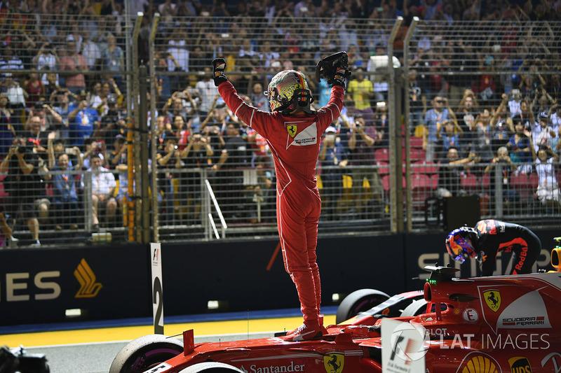 49ª: GP de Singapur 2017
