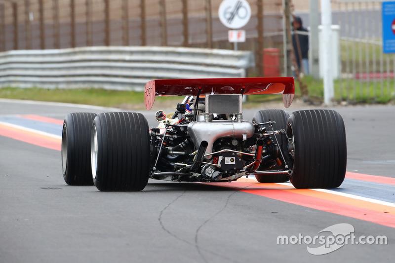 Мартін Брандл, Lotus 49B