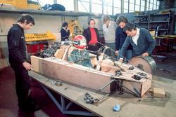 Study on model Formula 1