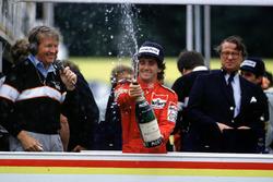 Podyum: Alain Prost
