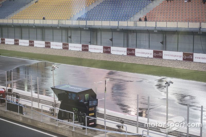 Hujan di Qatar