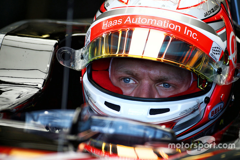 Kevin Magnussen, Haas, VF-17