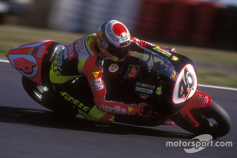 1998: 5 Siege (Aprilia, 250cc)