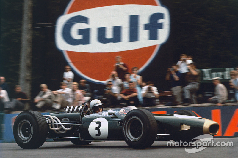 1966 - Jack Brabham, Brabham-Repco