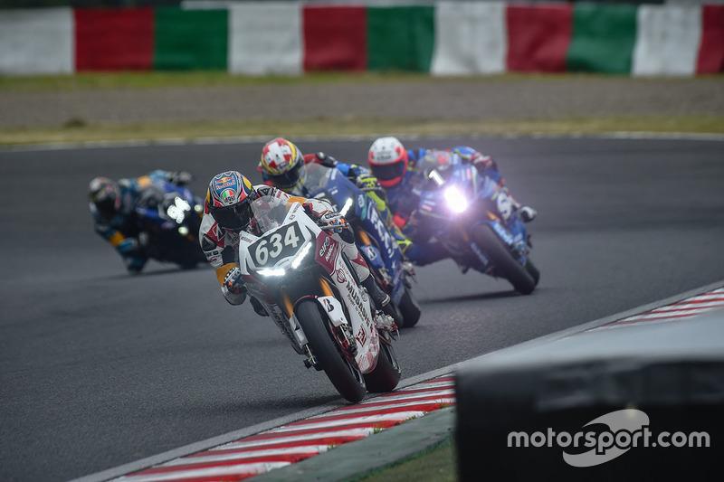 #634 Musashi Rt Harc-Pro. Honda: Takumi Takahashi, Takaaki Nakagami, Jack Miller