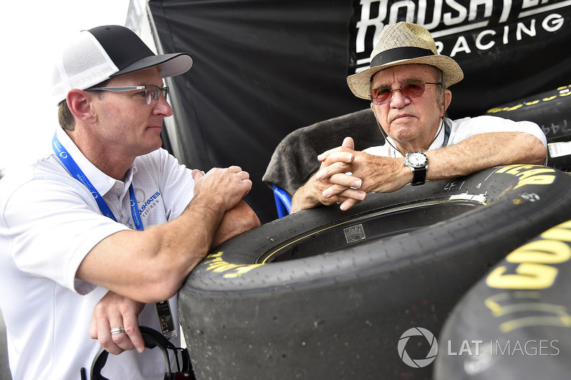 Doug Yates, Jack Roush