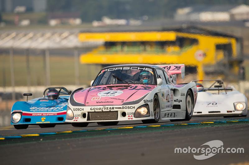 Porsche 935 K3 von 1979 in Le Mans