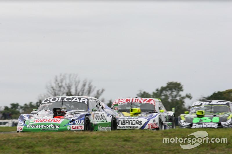 Gaston Mazzacane, Coiro Dole Racing Chevrolet, Norberto Fontana, Laboritto Jrs Torino, Mauro Giallombardo, Stopcar Maquin Parts Racing Ford