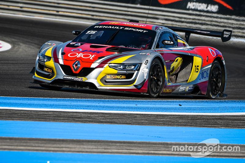Renault Sport Trophy: Paul Ricard