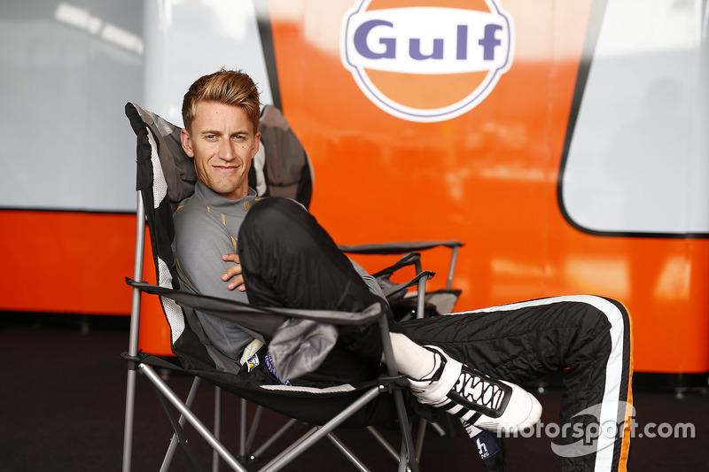 Benjamin Barker, Gulf Racing