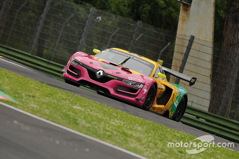 #1 Oregon Team, Renault RS01: Dario Capitanio, Davide Roda