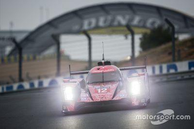 Testes 24 Horas de Le Mans