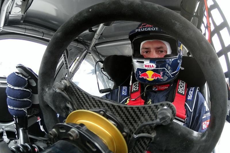 Деві Женне, Team Peugeot Hansen