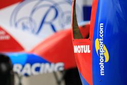 Машина #27 SMP Racing BR01 Nissan с логотипомMotorsport.com