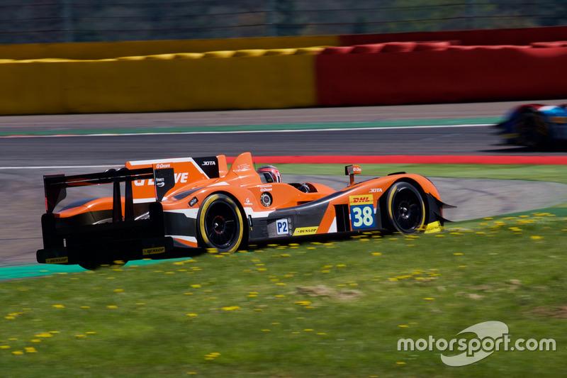 #38 G-Drive Racing, BR01 - Nissan: Simon Dolan, Giedo Van der Garde, Jake Dennis