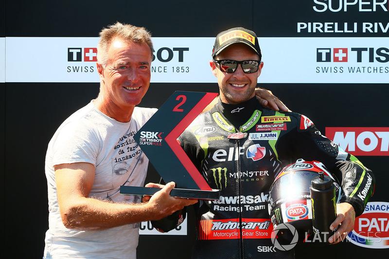 Jonathan Rea, Kawasaki Racing, Pierfrancesco Chili