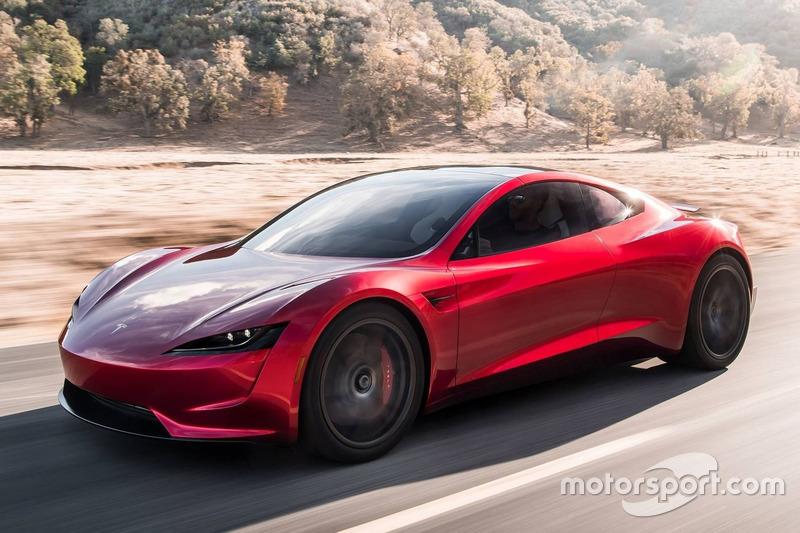 Tesla Roadster 2020 року